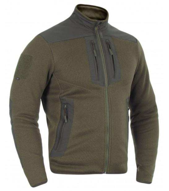 Куртка флисовая PCWJ-THERMAL PRO OliveDrab