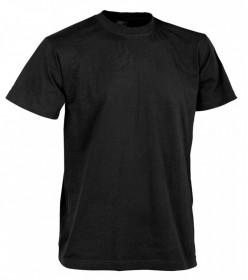 Футболка T-Shirt Cotton черная