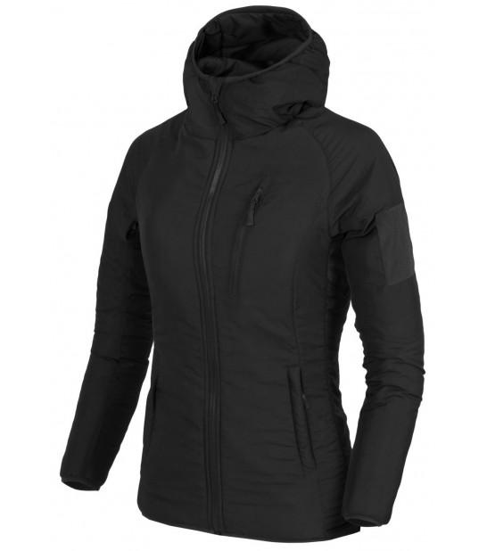 Куртка женская WOLFHOUND HOODIE - CLIMASHIELD APEX 67G черная