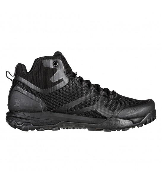 Ботинки 5.11 TACTICAL A/T MID BOOT черные