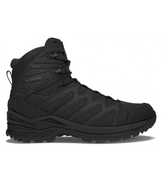 Ботинки женские LOWA Innox PRO GTX Mid TF черные